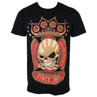 Majica muška Five Finger Death Punch - Anniversary X - ROCK OFF, ROCK OFF, Five Finger Death Punch