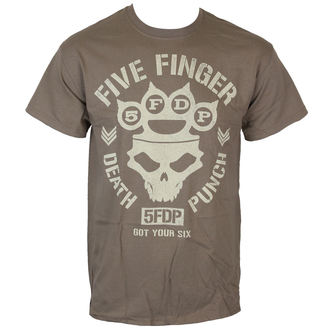 Majica muška Five Finger Death Punch - Knucklehead Army - ROCK OFF, ROCK OFF, Five Finger Death Punch