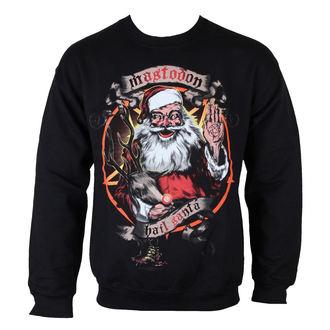 hoodie muški Mastodon - Hail Santa Holiday - ROCK OFF, ROCK OFF, Mastodon
