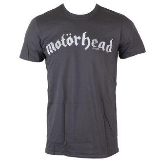 Majica muška Motörhead - Distressed Logo - ROCK OFF, ROCK OFF, Motörhead