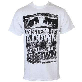 Majica muška System of a Down - Torn - ROCK OFF, ROCK OFF, System of a Down