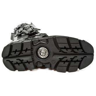 cipele NEW ROCK - ITALI NEGRO - OXIDO MILI - M.391-S18