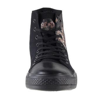 cipele AC / DC - Rock Or Bust - Crno - F.B.I., F.B.I., AC-DC