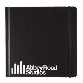 rokovnik Beatles - Abbey Road - Logo - ROCK OFF, ROCK OFF, Beatles