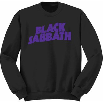 hoodie dječji Black Sabbath - Wavy Logo - ROCK OFF, ROCK OFF, Black Sabbath