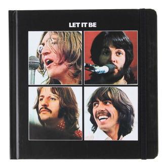 rokovnik The Beatles - Let It Be - ROCK OFF, ROCK OFF, Beatles