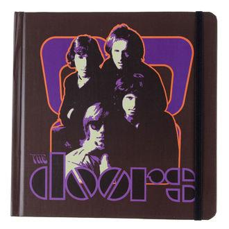 rokovnik The Doors - 70s - ROCK OFF, ROCK OFF, Doors