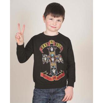 hoodie dječji Guns N' Roses - Appetite For Destruction - ROCK OFF, ROCK OFF, Guns N' Roses