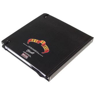 rokovnik Guns N' Roses - Classic Logo - ROCK OFF, ROCK OFF, Guns N' Roses