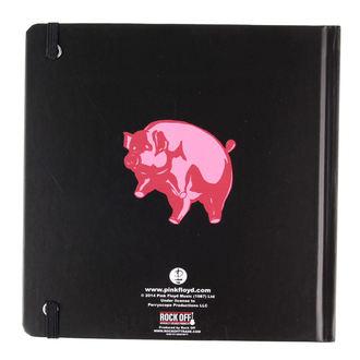 rokovnik Pink Floyd - Animals - ROCK OFF, ROCK OFF, Pink Floyd