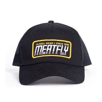 kapa MEATFLY - Garage Trucker - C-Black, MEATFLY