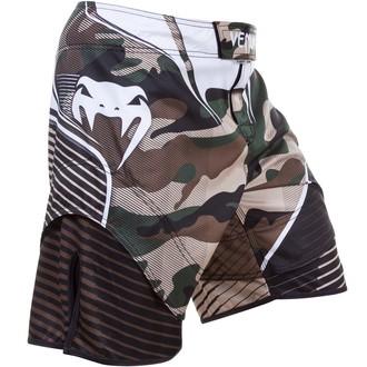 kratke hlače za boks muške VENUM - Camo Hero - Zeleno / Smeđe, VENUM