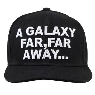 kapa STAR WARS - A Galaxy Far Far Away - Crno - LEGEND, LEGEND