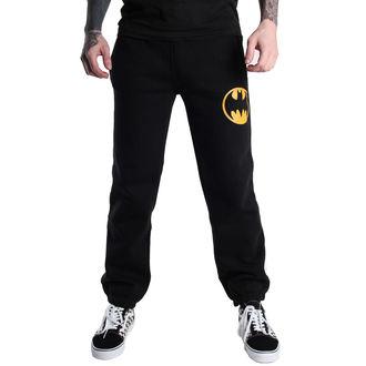 hlače muške (trenirka) Batman - Logo - Crno - LEGEND
