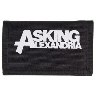 Novčanik Asking Alexandria - Logo - PLASTIC HEAD, PLASTIC HEAD, Asking Alexandria