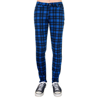 hlače (unisex) 3RDAND56th - Checked - Black / Royal, 3RDAND56th