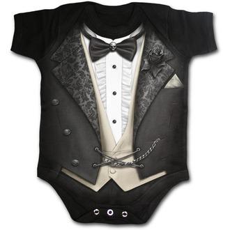Dječji bodi SPIRAL - Tuxed, SPIRAL