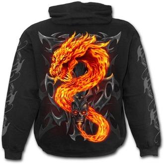 hoodie dječji SPIRAL - Fire Dragon, SPIRAL