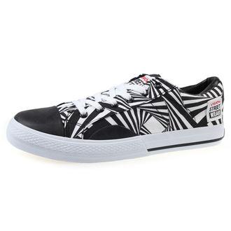 Cipele muške VISION - Canvas-Lo - Crno / Bijelo / Hypno, VISION