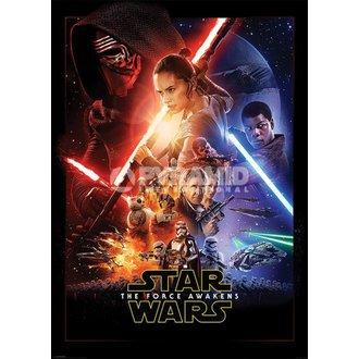 plakat Star Wars - Episode VII - Jedan List - PIRAMIDA PLAKATI, PYRAMID POSTERS