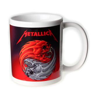 Šalica Metallica - Yin And Yang - PYRAMID POSTERS, PYRAMID POSTERS, Metallica
