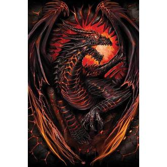 plakat Spiral - Dragon Furnace - PYRAMID POSTERS, PYRAMID POSTERS