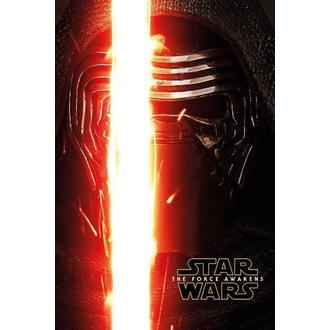 plakat Star Wars - Episode VII - Kylo Ren Teaser - PYRAMID POSTERS, PYRAMID POSTERS