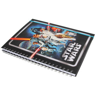 rokovnik Star Wars - A New Hope - PYRAMID POSTERS, PYRAMID POSTERS