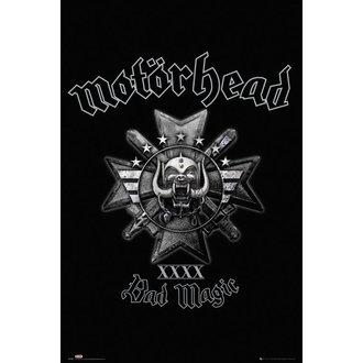 plakat Motörhead - Bad Magic - GB posters, GB posters, Motörhead