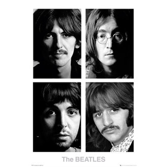 plakat The Beatles - White Album - GB posters, GB posters, Beatles