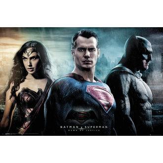 plakat Batman Vs Superman - City - GB posters, GB posters, Batman