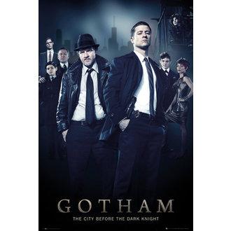 plakat Gotham - Cast - GB posters, GB posters