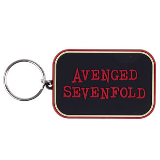Privjesak za ključeve Avenged Sevenfold - Logo - BRAVADO, BRAVADO, Avenged Sevenfold