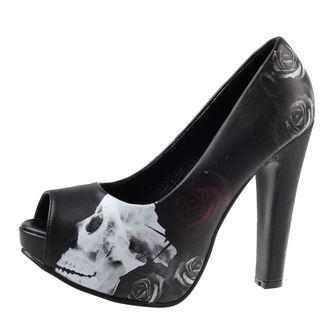 Čizme (cipele) žensko METAL MULISHA - TAJANSTVENI PUMP, METAL MULISHA