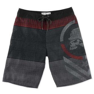 Kratke hlače muške (kupaći kostim) METAL MULISHA - Glock, METAL MULISHA