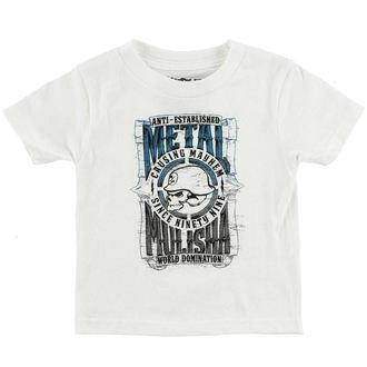Majica dječja METAL MULISHA - WEST, METAL MULISHA