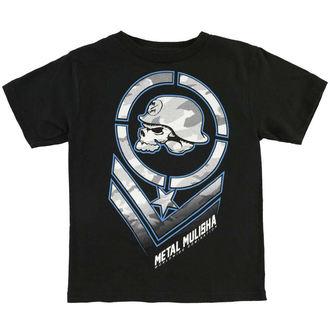 Majica dječja METAL MULISHA - MISSION, METAL MULISHA