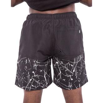 kupaći muški (kratke hlače) IRON FIST - Extracurricular - Crno / Bijela, IRON FIST