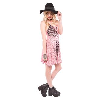 Haljina ženska IRON FIST - Ditzy - Pink, IRON FIST