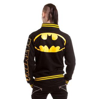 jakna muška POIZEN INDUSTRIES - Batmanteam Varcity - Crno, POIZEN INDUSTRIES