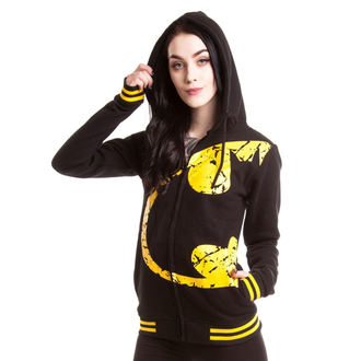 hoodie ženski POIZEN INDUSTRIES - Bat Wing - Batman - Crno, POIZEN INDUSTRIES