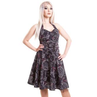 Haljina ženska POIZEN INDUSTRIES - Dark Galaxy - Crno - POI090