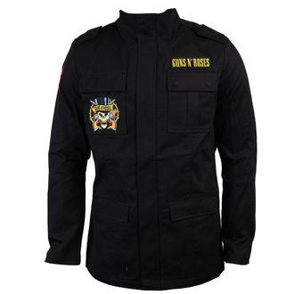 jakna muška Guns N' Roses - Military - BRAVADO, BRAVADO, Guns N' Roses