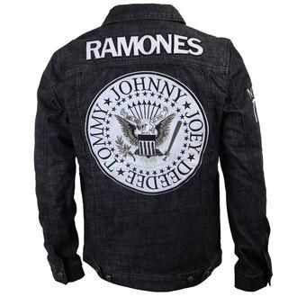 jakna muška Ramones - Seal - Denim - BRAVADO, BRAVADO, Ramones