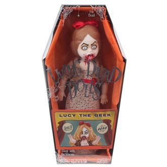 Lutka LIVING DEAD DOLLS - Lucy The Geek, LIVING DEAD DOLLS