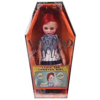 Lutka LIVING DEAD DOLLS - Lydia The Lobster Girl, LIVING DEAD DOLLS