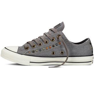 Cipele ženske Converse - ChuckTaylor AS Eyerow Cut Ou - Siva - C551569