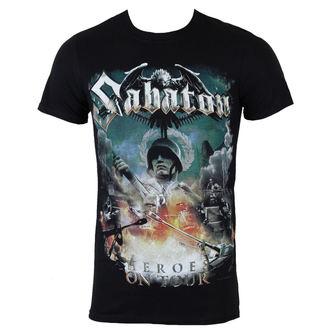 Majica muška Sabaton - Heroes On Tour - NUCLEAR BLAST, NUCLEAR BLAST, Sabaton