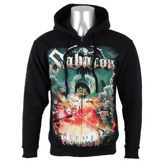 hoodie muški Sabaton - Heroes On Tour - NUCLEAR BLAST, NUCLEAR BLAST, Sabaton