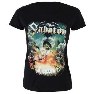 Majica ženska Sabaton - Heroes On Tour - NUCLEAR BLAST, NUCLEAR BLAST, Sabaton